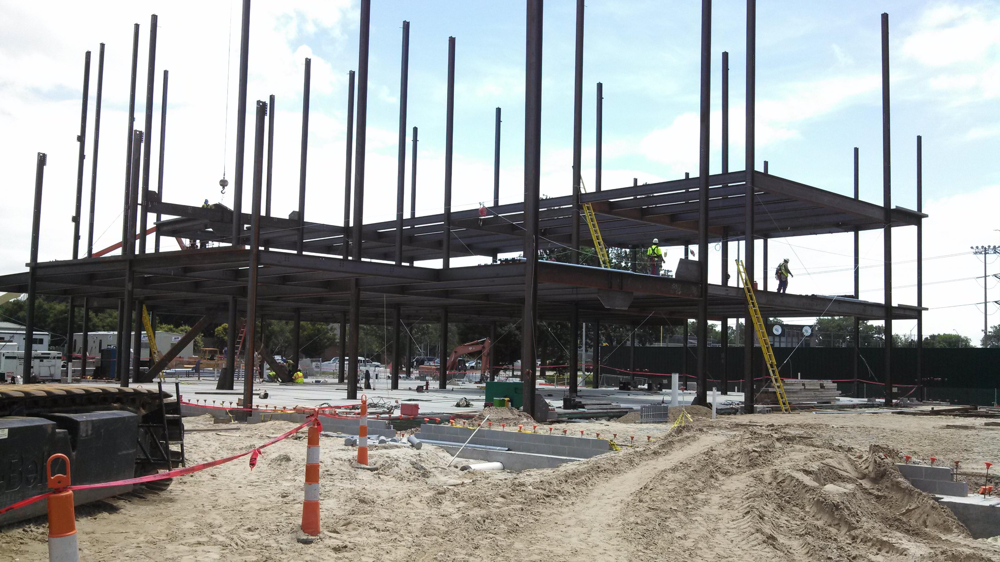 NSU Classroom & Nursing Building Norfolk, VA Image