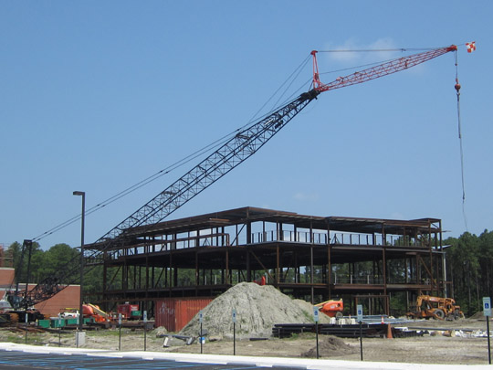 Tidewater Community College Chesapeake Student Center Image