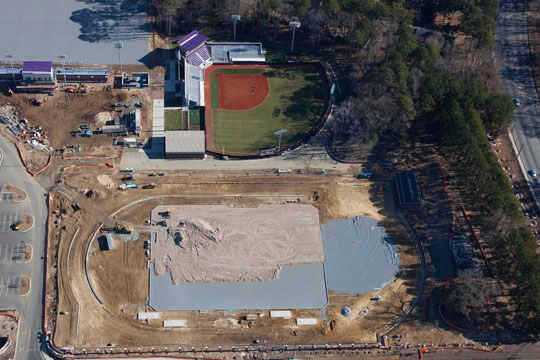 East Carolina University – Athletics Complex Expansion Image