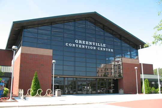 Greenville Convention Center Image