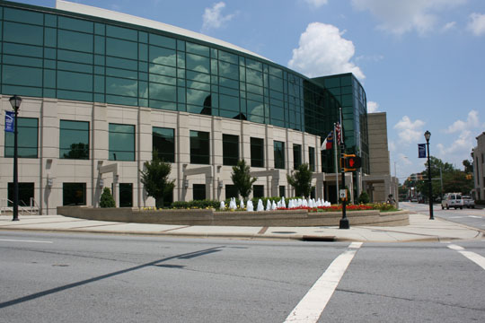 Greenville City Hall Image