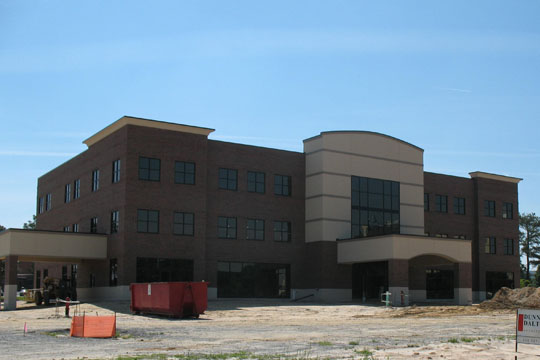 Moye Medical Center Image