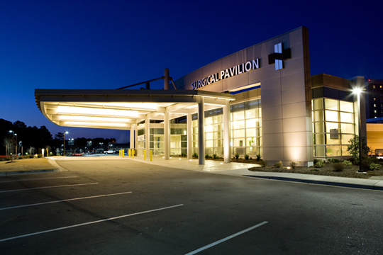 New Hanover Regional Medical Center Image