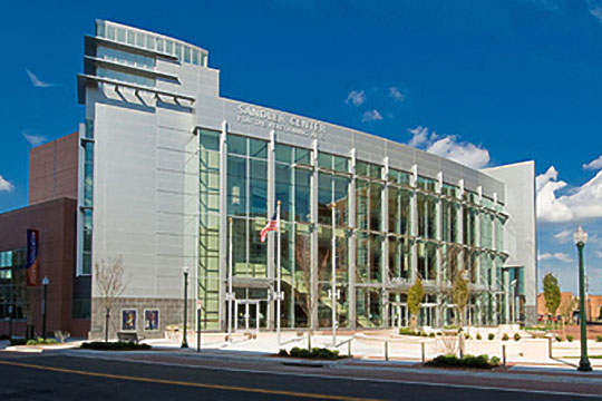 Sandler Center for the Performing Arts Image